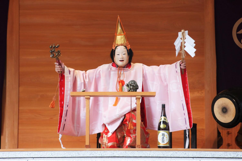 都内で一番「神楽」が身近な神社