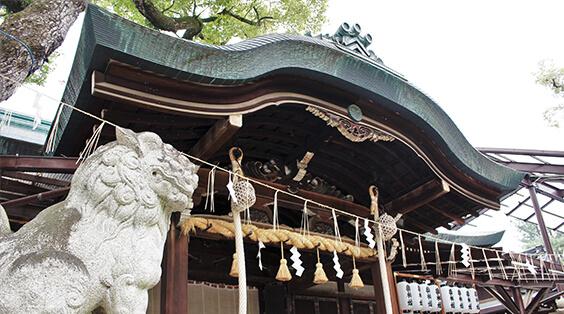 石切劔箭神社 偉大な神様の、脅威のご利益
