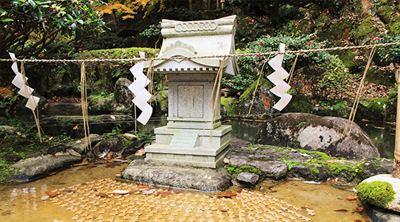 石劔箭神社 ここにしかない祈願方法~