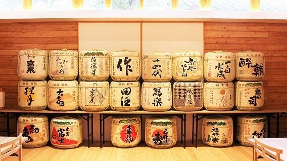 姫嶋神社 こだわりの思い溢れる社務所
