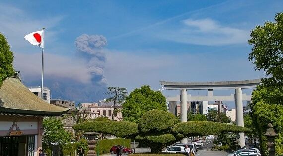 照國(国)神社 日本の歴史を動かした薩摩の心