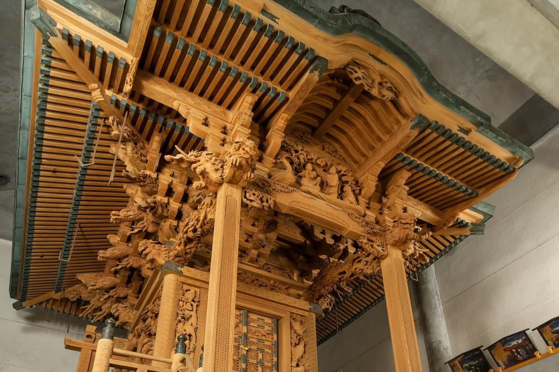 田無神社の本殿 (東京都指定文化財)