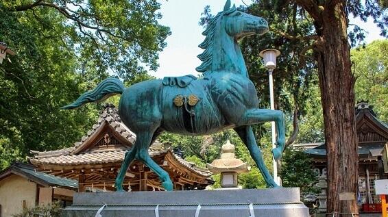 賀茂神社 日本の危機を救うため選ばれた聖地