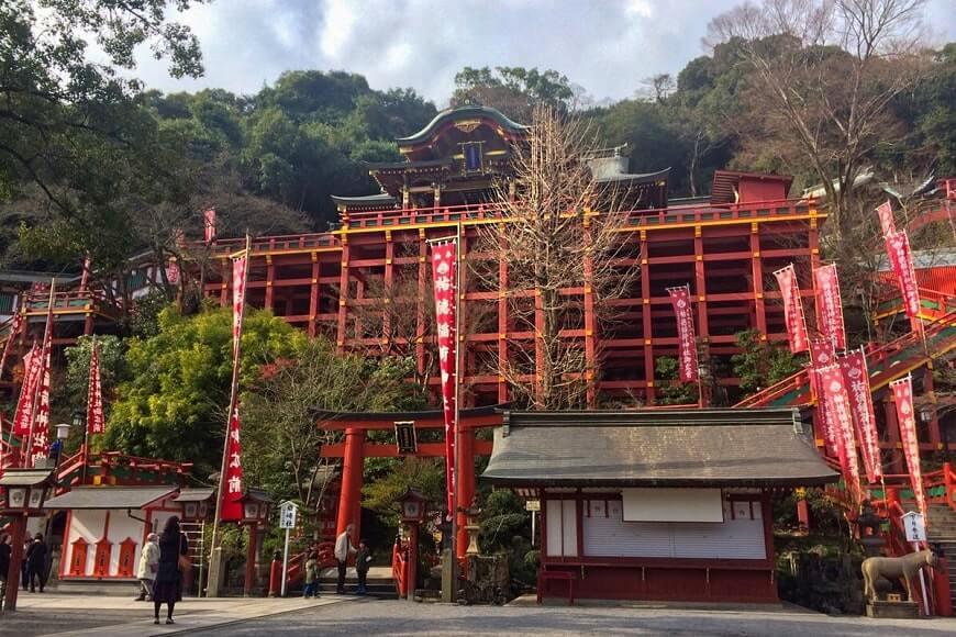 祐徳稲荷神社の御社殿