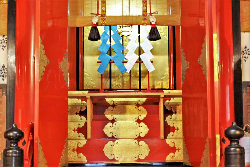 吉備津神社の御本殿