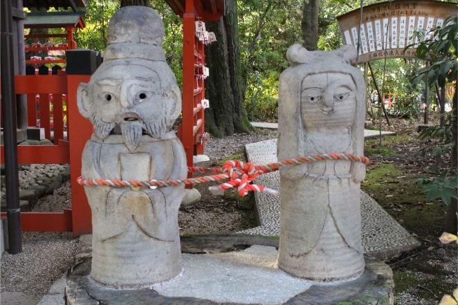 縁結びの下鴨神社