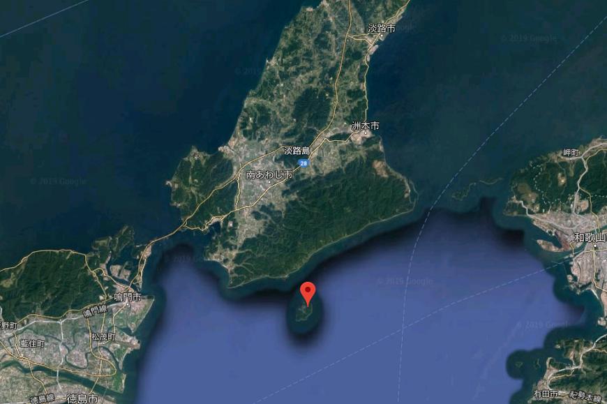 「おのごろ島」はどこか