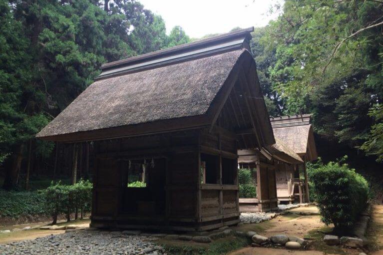 櫻井大神宮の社殿