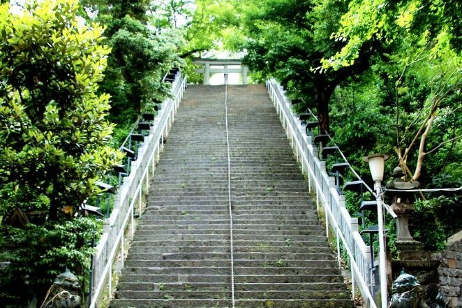 東京都にある愛宕神社(港区愛宕)のアクセス、住所、電話番号などの説明です。
