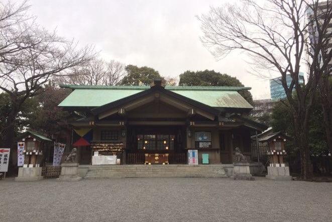 東京都にある東郷神社のアクセス、住所、電話番号などの説明です。