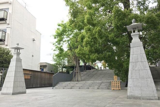 東京都にある赤城神社(新宿区赤城元町)のアクセス、住所、電話番号などの説明です。